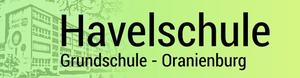 Logo Havelschule in Oranienburg